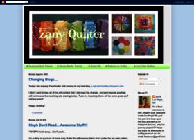 zanyquilter.blogspot.co.uk