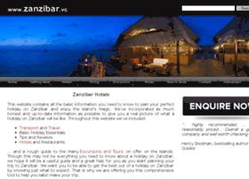 zanzibarislandhotels.com