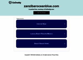 zanzibaroceanblue.com