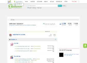 zaodich.webtretho.com