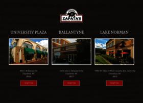 zapatasrestaurant.com