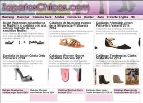 zapatoschicas.com