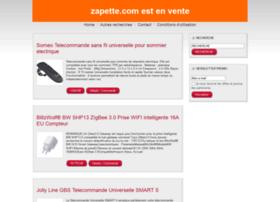 zapette.com