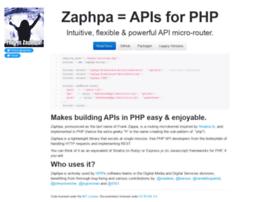 zaphpa.org