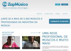 zapmusico.com.br