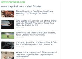 zappirst.com
