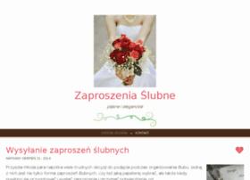 zaproszeniaonline.com.pl