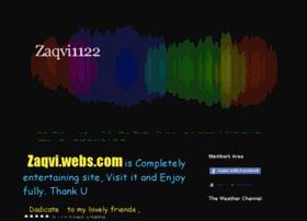 zaqvi.webs.com