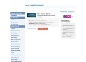 zarabiajnabankach.produktyfinansowe.pl