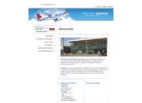 zaragoza-airport.com