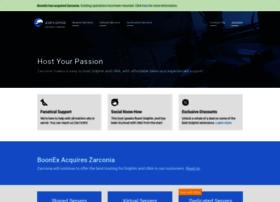zarconia.net