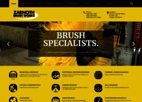 zarnothbrush.com