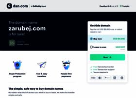 zarubej.com