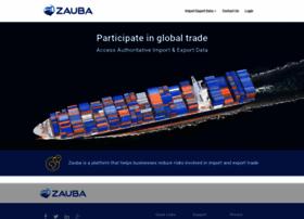 zauba.com