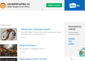 zavedidruzhbu.ru