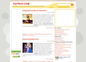 zayiflamacilegi.com