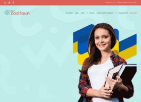 zazifaun.com