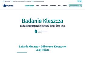 zbadajkleszcza.pl