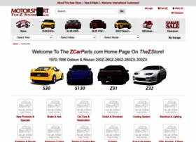 zcarparts.com