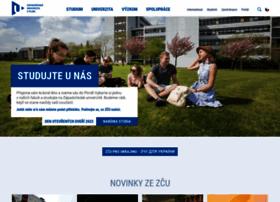 zcu.cz