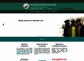 zcuniversity.edu.zm