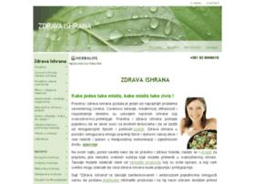 zdravaishrana.net