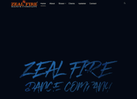 zealfiredancecompany.com