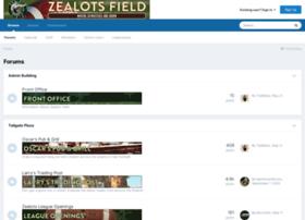 zealotsfield.invisionzone.com