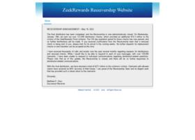zeekrewardsreceivership.com