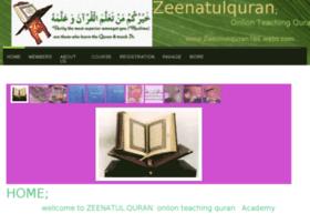 zeeonlionquran786.webs.com