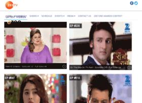 zeetelevisionasia.com