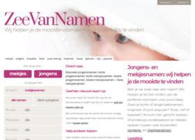 zeevannamen.nl