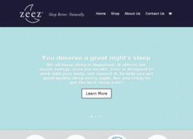 zeezsleep.com