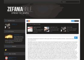 zefaniabible.com