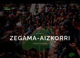 zegama-aizkorri.net