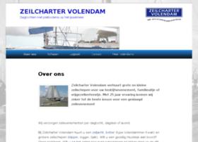 zeilchartervolendam.nl