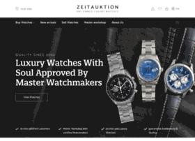 zeitauktion.com