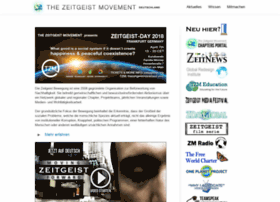 zeitgeist-movement.com