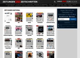 zeitungenundzeitschriften.com