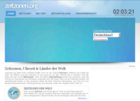 zeitzonen.org
