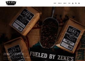 zekescoffee.com