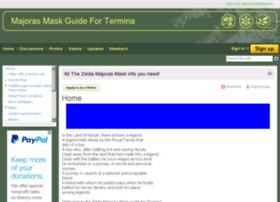 zeldamajorasmask.wikifoundry.com