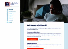 zelfjeschuldenregelen.nl