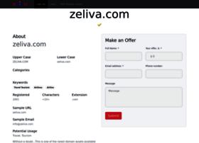 zeliva.com