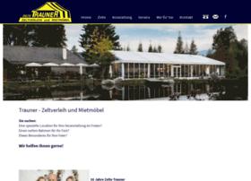 zelte-trauner.com