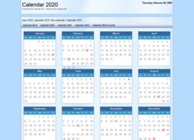 Zen-calendar.com