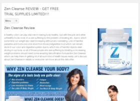 zencleanselimited.com
