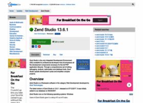 zend-studio.updatestar.com