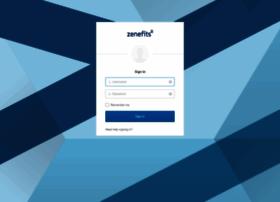 zenefits.okta.com