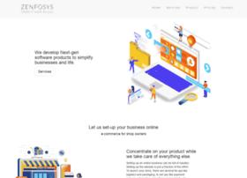 zenfosys.com